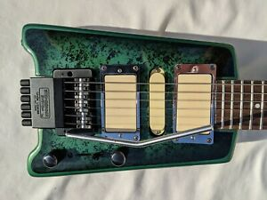 steinberger headless guitar project