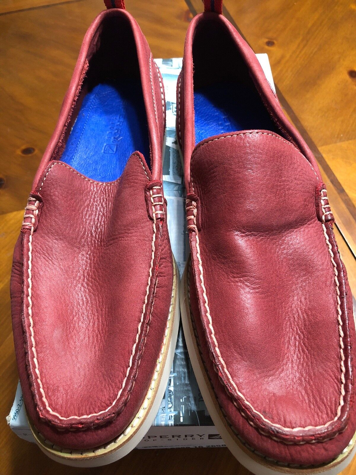 Mens Sperry Top Sider Hard to find