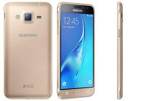 TOUT-NOUVEAU-Samsung-Galaxy-J3-6-sm-j320fn-8GB-2016-dore-Deverrouiller-LTE-4G