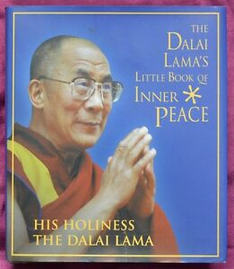 Dalai lama039s Little Book Of Inner Peace ISBN 0 00 774546 X - todmorden, Lancashire, United Kingdom - I am happy to pay return postage if an item is damaged or not as described. If the item is as described then return postage will be paid by the buyer. Most purchases from business sellers are protected by the Consum - todmorden, Lancashire, United Kingdom