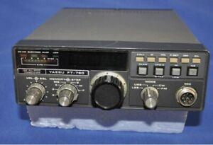 Yaesu-FT-780-UFH-All-Mode-Ham-Radio-Transceiver-Tested-Very-Good-Condition-zz35