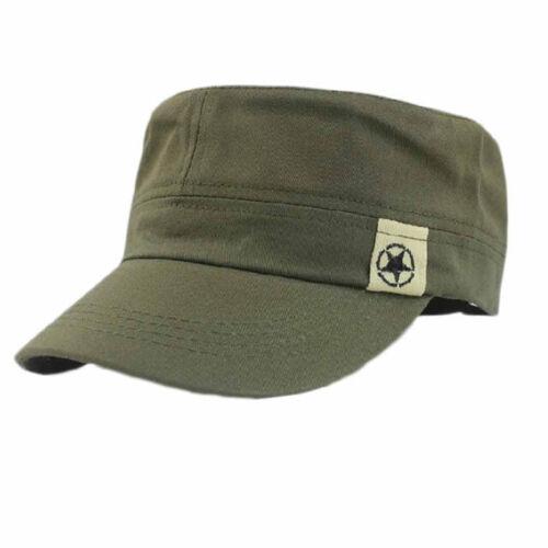 Nautica Military Hat Cadet Patrol Bush Hat Women Men Baseball Field Cap Outdoor