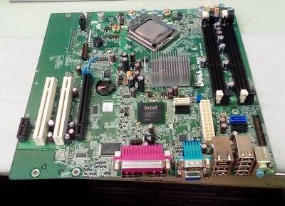 Dell Optiplex 780 DT GA0403 E93839 Motherboard 0200DY SLB6B QUAD