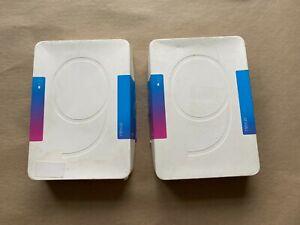 2 X HTC Google Nexus 9 caja vacía, sólo para tablet, Repuesto, Reemplazo