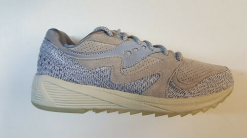 SAUCONY GRID 8000 GREY SILVER DIRTY SNOW PACK MENS SIZE SNEAKERS S70306-1