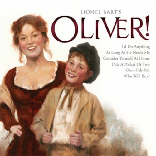LIONEL BART'S Oliver! (2008) 16-track CD album NEW/UNPLAYED