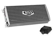 Boss Audio AR2400.4 2400w 4-Channel Car Audio Power Amplifier Amp+Bass Remote