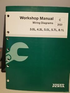 s l300 volvo penta workshop manual for engine wiring diagrams 3 0, 4 3, 5 0