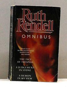OMNIBUS-R-Rendell-Libro-in-inglese
