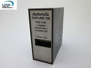 ELECTROMATIC-FGD-1110-DUPLINE-128-MONOSTABLE-TRANSMITTER