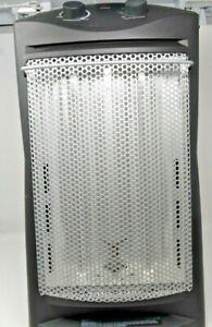 Tower Heater 1500-Watt Electric Quartz Infrared Radiant