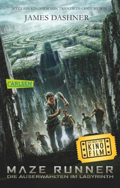 Maze Runner: Die Auserwählten - Im Labyrinth (Filmausgabe) von James Dashner (20