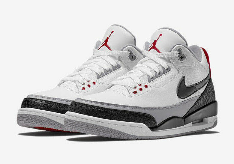 2018 Nike NRG Air Jordan 3 Tinker NRG Nike lote aq3835-160 casual salvaje 866dc9