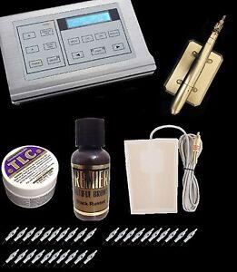 nouveau contour intelligent permanent makeup machine