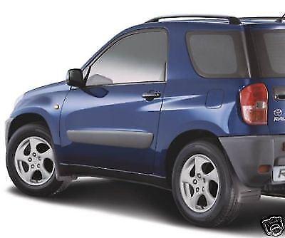 Genuine Toyota Rav4 2000-2006 Mudflaps Rav 4 No Wheel Arch Extns 08414-42810