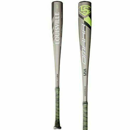 10 USA Baseball Bat WTLUBO5B1020 Priority Ship 2020 Louisville Slugger Omaha