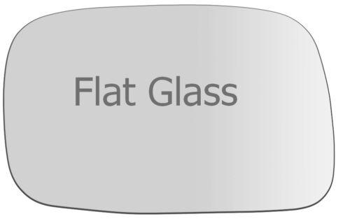 Wing Mirror Glass For Toyota Starlet 90 1997-1999 Left Passenger Side