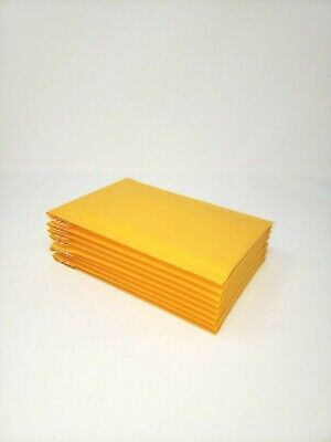 A-Z Packing Solutions 4x7 Self Adhesive Bubble Mailer Pack of 50
