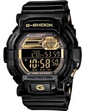 Casio G-Shock Men's Quartz Alarm Black Digital Timer 51mm Watch GD-350BR-1