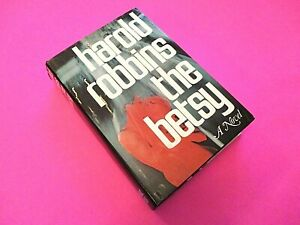 The-Betsy-by-Harold-Robbins-1971-First-Edition-1st-Print-Vintage-Hardcover-Novel