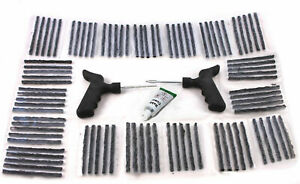 Notfall-REIFEN-REPARATUR-Set-Tire-Repair-Reifen-Panne-Reparatur-Flicken-78tlg