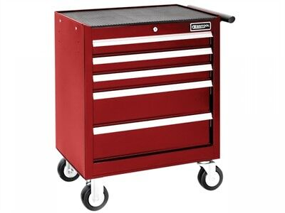 Red Britool E0101229B 5 Drawer Roller Cabinet Tool Box Chest