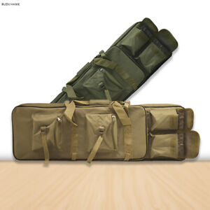 81//94//118cm Tactical Gun Bag Case Backpack Shooting Hunting Accessories Holster