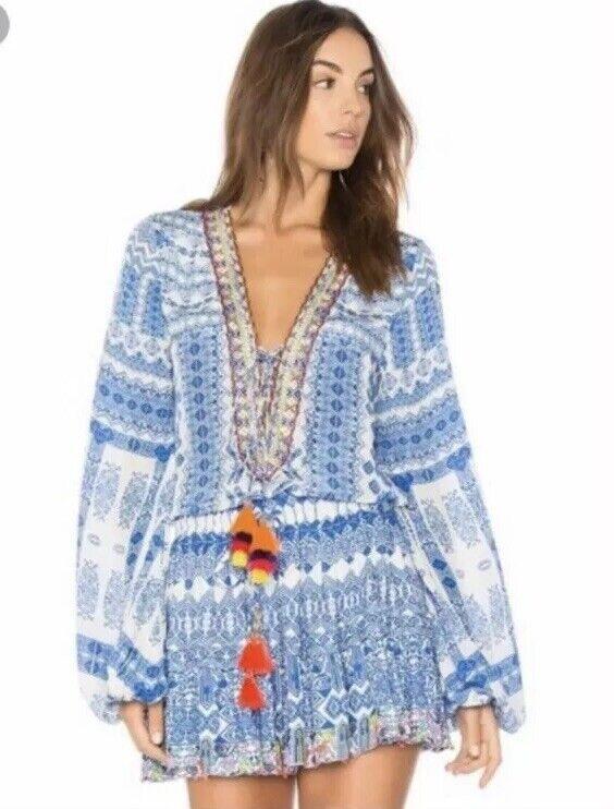 Rococo Sand Iconic Beach Mini Skirt.  Size Small.  NWT.  Retail-