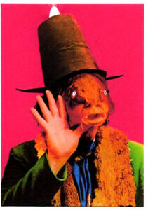Captain Beefhearts Trout Mask Replica