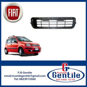 FIAT-PANDA-dal-2003-al-2012-GRIGLIA-INFERIORE-CENTRALE-PARAURTI-ANTERIORE