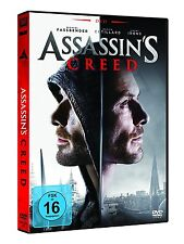 ★Assassins Creed DVD | Der Film 2017 | VÖ 11.05.17 ★