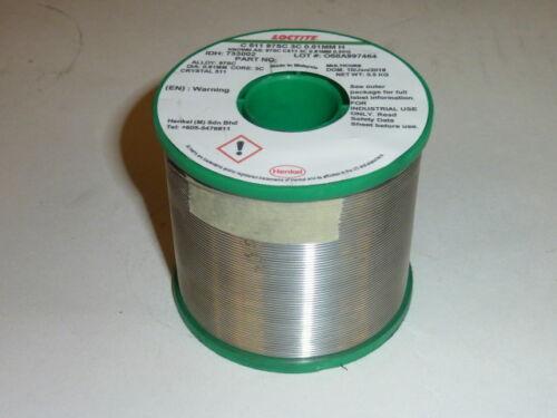 Multicore Solder Wire Crystal 511 Alloy 97SC Loctite C 511 97SC 3C 0.81MM H
