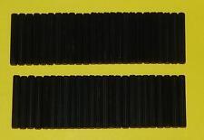 Lego Technic Technik 50 schwarze Kreuzstangen 4lang #3705