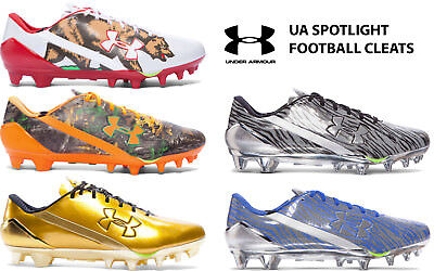 under armour spotlight cleats low off