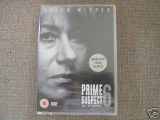 DVD: Prime Suspect 6  The Last Witness : Helen Mirren : Sealed