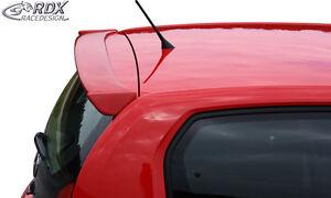 RDX-Dachspoiler-VW-Up-Seat-Mii-Skoda-Citigo-Heckspoiler-Dach-Spoiler-Heck-Fluegel