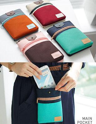 Iconic Smart Side Bag_Cross Body Shoulder Travel Phone Camera Pouch Handbag