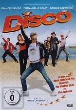 DVD NEU/OVP - Disco - Franck Dubosc, Emmanuelle Beart & Gerard Depardieu