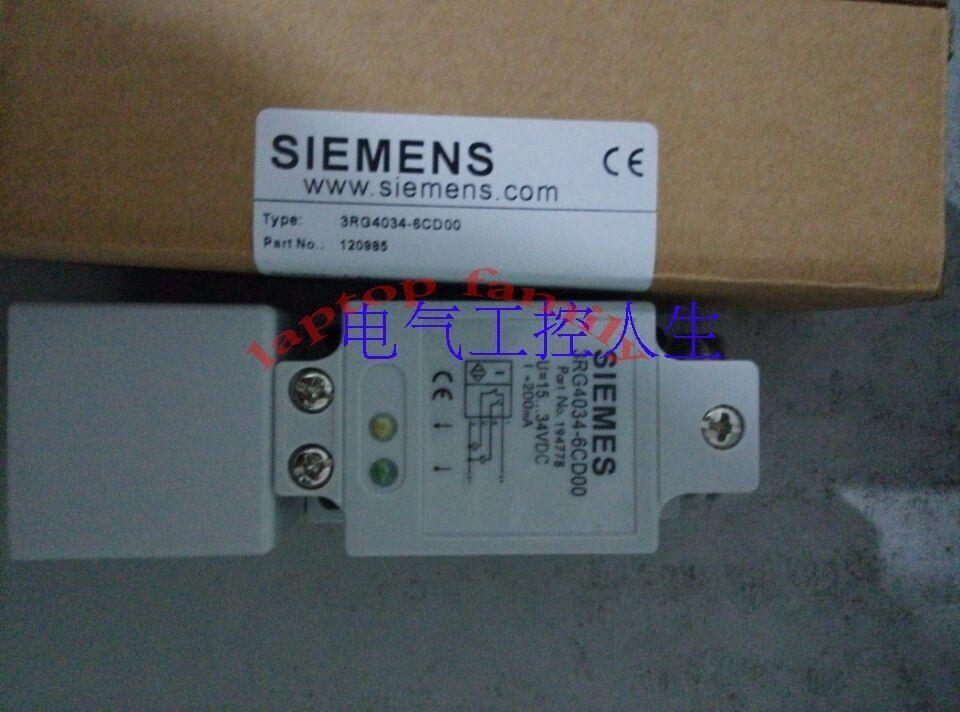 1PC NEW Siemens Proximity Switch 3RG4034-6CD00 free shipping
