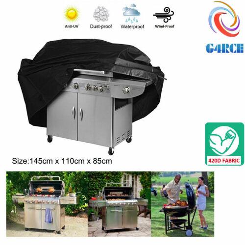 Housse pour barbecue Large Étanche Housse pour barbecue jardin patio Grill Protecteur UK Stock