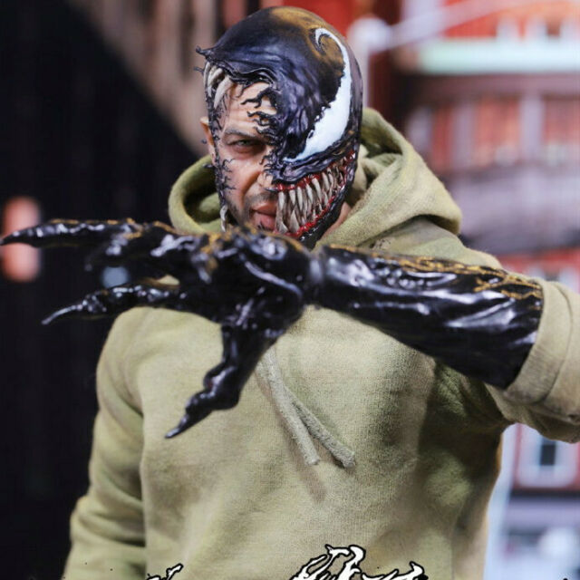 IN STOCK Toys Era PE003 Venom 1//6 The Parasitic Tom Hardy Standard Edition New