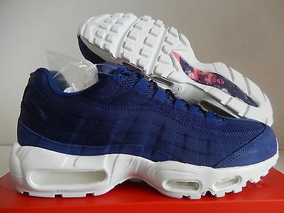 brand new bd24e 45467 Nike Air Max 95   Stussy Loyal Blue White SP Size 10.5