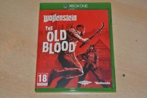Wolfenstein-The-Old-Blood-Xbox-One-FREE-UK-POSTAGE