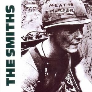 Smiths-Meat-Is-Murder-Remastered-NEW-CD