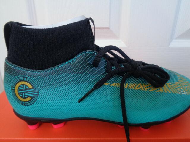 Nike JR Superfly Club CR7 MG football boot AJ3115 390 uk 3 eu 35.5 us 3.5 6a6614830d2