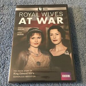 Royal-Wives-at-War-DVD-2016-Widescreen-Brand-New-Sealed