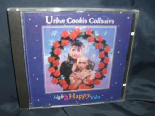 1 von 1 - Urban Cookie Collective – High On A Happy Vibe