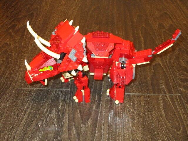 Lego Creator, 4892-1, 6  in 1, avec description, dinosaures pour créatifs Enfants  articles promotionnels