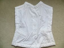 COMME DES GARCON Helmat New with tags Mainline Pillowcase Top