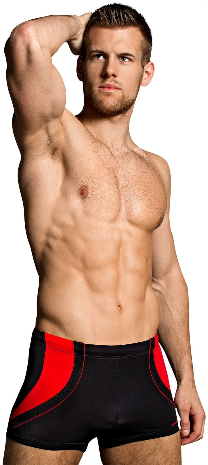Mens HOM Club Oceanis Swim Short Trunk Swimwear Swimming Costume